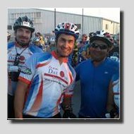 Thank you  for supporting  the Adam Reyes Team DAY ONE  MS Ride to the River 2014